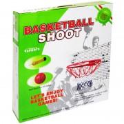 Детски баскетболен кош с топка, помпа и мрежа