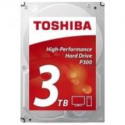 Toshiba P300 3TB 3.5 Zoll SATA 6Gb/s - interne Desktop PC Festplatte