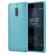 Nokia 6 Rugged Impact Cover CC-501 - Mint