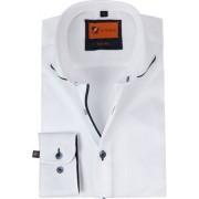 Suitable Overhemd Smart Wit
