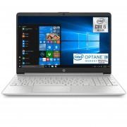 "Laptop HP 15-dy1004la Core i5 RAM 8GB+Optane 16GB SSD 256GB 15.6""-Plata"