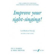 FABER & FABER Improve Your Sight-Singing!