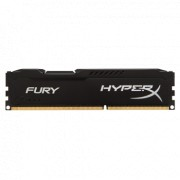 KINGSTON HyperX Fury Black 8GB DDR3 1600MHz CL10 - HX316C10FB/8