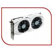 Видеокарта ASUS GeForce GTX 1060 1569Mhz PCI-E 3.0 6144Mb 8008Mhz 192 bit DVI HDMI HDCP DUAL-GTX1060-O6G