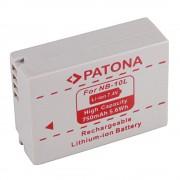 Patona 1097 Acumulator replace Li-Ion pentru Canon NB-10L 750mAh 7.4V