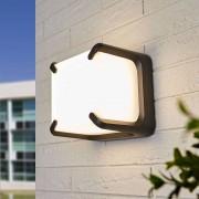 Eco-Light Square Armor LED outdoor wall light