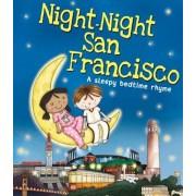Night-Night San Francisco, Hardcover