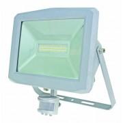 AS Schwabe LED-Strahler Slimline 20W, IP44, mit Bewegungsmelder und Samsung-Chip