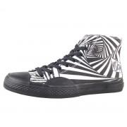 magasszárú cipő férfi - VISION - VMH2FW201