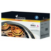Q6003A Lézertoner ColorLaserJet 2600, 2600N, 2605 nyomtatókhoz, VICTORIA 124A, magenta, 2k (TOHP6003V)