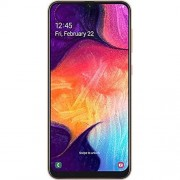 Samsung Galaxy A50 Dual SIM 128GB 4GB RAM SM-A505FN/DS Orange Coral Pink
