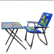 kids study set of chair and table