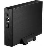 "Kolink 3,5"" HDSUB3U3 USB3.0 SATA Black"