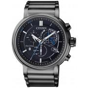 Ceas barbatesc Citizen BZ1006-82E Eco-Drive Bluetooth Smartwatch 45mm 10ATM