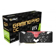 Placa video Palit GeForce RTX™ 2070 Gaming Pro OC, 8G GDDR6, 256-bit + Bonus Wolfenstein: Youngblood Bundle + Bonus CONTROL Bundle