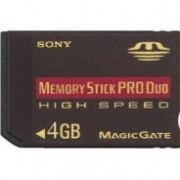 Карта памет Sony High Speed Ultra II 4GB Memory Stick Pro DUO