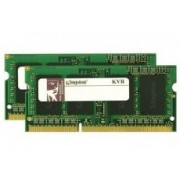 Memoria RAM Kingston DDR3, 1333MHz, 2GB, CL9, Non-ECC, SO-DIMM, Single Rank x16
