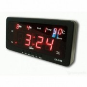 LED дигитален часовник CX-2168