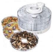 Deshidrator de fructe si legume MPM, MSG-02, Putere 400 W, Cosuri ajustabile