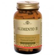 Solgar Linea Vitamine E Minerali Alimento B Integratore Alimentare 50 Capsule