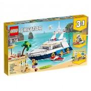 LEGO Creator 3 in 1, Aventuri in croaziera 31083