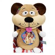 Jacket Pack-it Pets Chamarra Pack-it Pets Tamaño 4/5 Mochila Perro Felpa Chamarra Bolsa