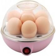 FOCUS PRODUCT EGG BILER VM56 Egg Cooker(Pink, 7 Eggs)