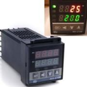 230V 3A Termostat 0-400℃