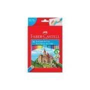 Lapis De Cor Sextavado Ecolapis 36 Cores Pct.C/04 Faber-Castell