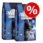Wild Freedom macska szárazeledel gazdaságos csomag (3x2kg) - Wild Hills - kacsa