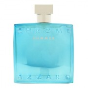 Azzaro Chrome Summer Eau de Toilette da uomo 100 ml