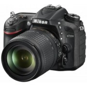 Nikon D7200 Kit - inkl. Objektiv AF-S 3.5-5.6/18-105 G ED VR