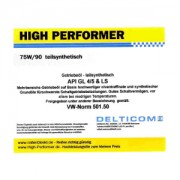 High Performer 1 Liter Burk