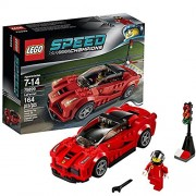 Lego 75899 Laferrari Speed Champion Car With Driver (Red)