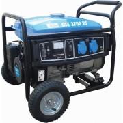 Generator de curent pe benzina GSE 3700 RS Guede GUDE40643, 5000 W, 6.5 Cp