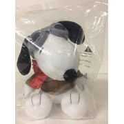 Rare Peanuts Snoopy Flying Ace Pilot 2015 Metlife