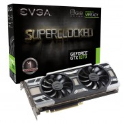 EVGA GeForce GTX 1070 / 8GB GDDR5 / SC GAMING ACX 3.0 (08G-P4-6173-KR)