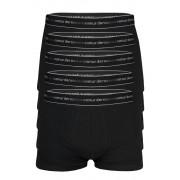 Nur Der Classa bavlněné boxerky - 5 ks L černá