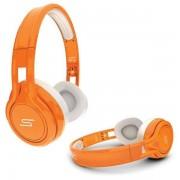 SMS Audio STREET by 50 Cent Wired On-Ear Kopfhörer Orange