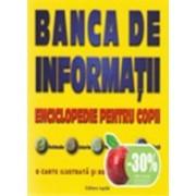 Banca de informatii.
