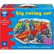 Puzzle Orchard Toys Big Racing Car