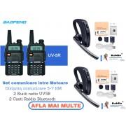 Set RALDIO 2UV5R - comunicare intre motoare
