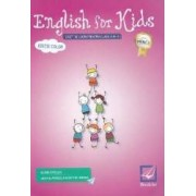 English for Kids - Clasa 4 - Caiet. Ed. 2017 - Elena Sticlea
