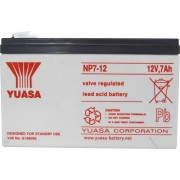 Acumulator de plumb Yuasa NP 7 - 12