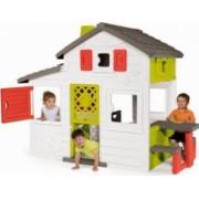 Casuta pentru copii Smoby Friends Playhouse cu bucatarie MultiColor