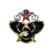 Hebilla tattoo eagle