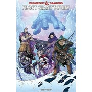 Dungeons & Dragons: Frost Giant's Fury, Paperback/Jim Zub