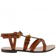 Jerome Dreyfuss sandalen Ulla cognac