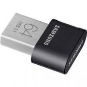 Samsung USB flash disk Samsung FIT Plus MUF-64AB/APC, 64 GB, USB 3.1, černá