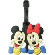 Funcart Mini Mouse Luggage Tag(Multicolor)